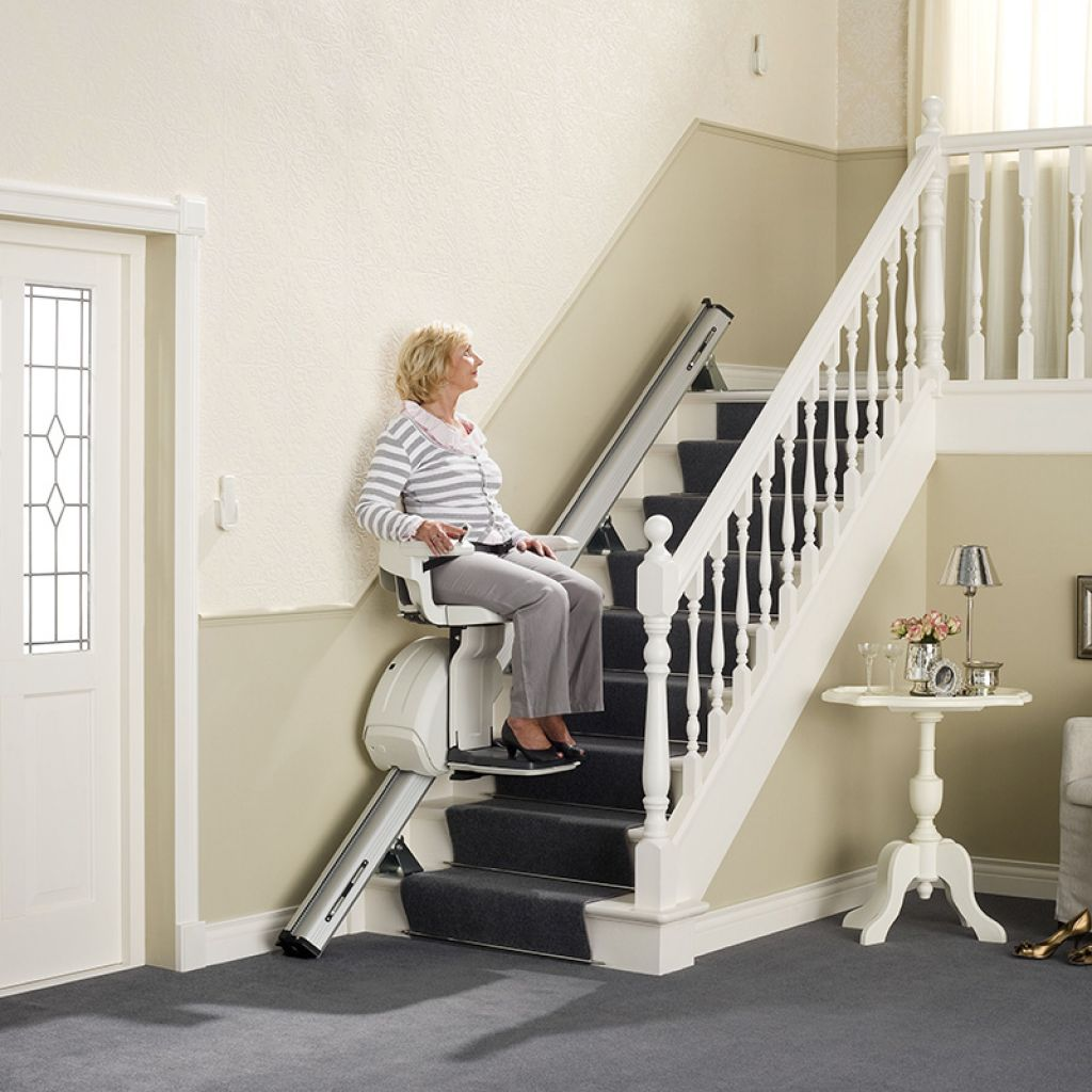 HomeGlide - Straight Stairlift